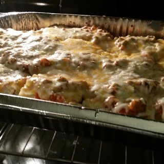 Lasagna Rolls uForage